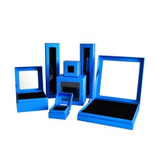 Hinged Tali Rigid Shoulder Blue Color Box