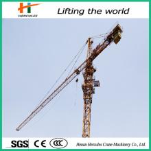 Selbst errichten Tower Crane Qtz80 für den Bau