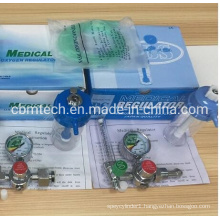 Oxygen Regulators for Medical Uses