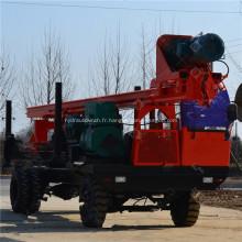 Pilote de pile de tarière de type roue de 600 cm à vendre