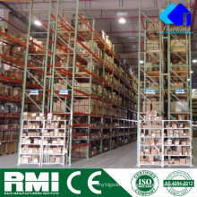 Almacén de almacenamiento Heavy Duty Q235 Steel Pallet Rack