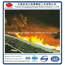 Correa de transmisión de correa tubular hecha por caucho en China