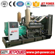 Type ouvert de générateur diesel de Ricardo 10 kilowatts avec le générateur d'alternateur