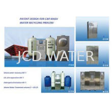16T/H Large Automatic Water Recycling Systems For Car Wash