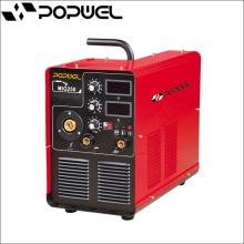 Mig 250-1igbt com máquina de solda de paletes
