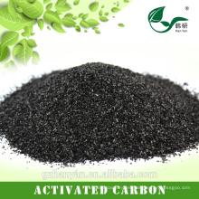 Carbón granular a base de carbón activado para el tratamiento del agua