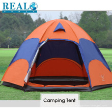 Realgroup high quality gazebo folding 5-8 person large tent outdoor camping tent
