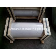 Barra redonda de extrusiones de aluminio / aluminio para semiconductores