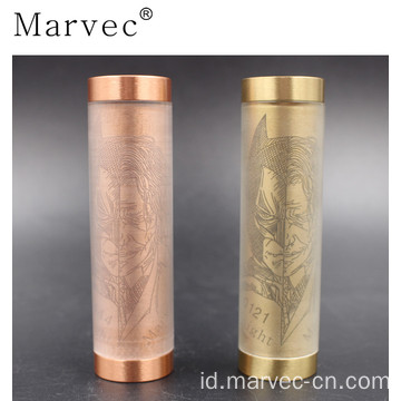 Marvec PC materi mekanik mod vapestarter kit