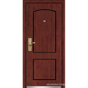 Steel Wooden Armored Door (YF-G9020)