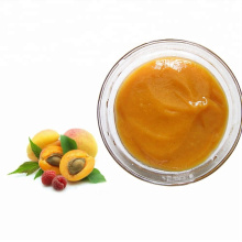 China drum packing Apricot puree concentrate in barrels, 30-32%brix