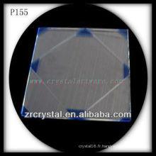 gros coaster de cristal