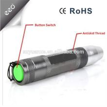 LED Mini Jade testando lanterna, novos produtos quentes para 2015 luz ao ar livre, fleshlight