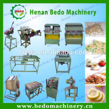 2015 die meistverkauften Bambusstöcke Maschine / Bambus Essstäbchen machen Maschine / Zahnstocher Herstellung Maschine 008618137673245