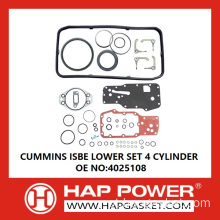 CUMMINS ISBE LOWER SET 4 CILINDRO