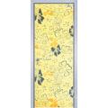 Porta da melamina / porta de madeira livre da pintura (YF-EH005)