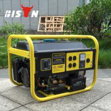 BISON CHINA Enfriamiento 2kw BS2500 Generador 168F Venta caliente en Dubai