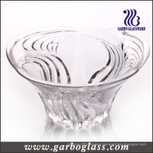 S Shaped Glass Bowl (GB1630)