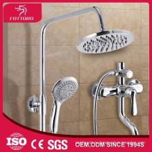 душевые комплекты для ванной круглый дождь ручной душ набор