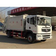 DFAC 12M3 Hydraulic Garbage Compactor Truck