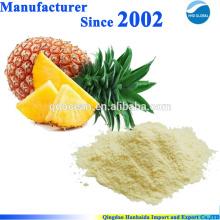 100% nature pure fruits frais ananas extrait poudre