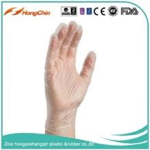 AQL2.5 guantes desechables ligeramente pulverizados para alimentos
