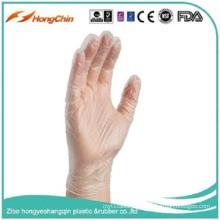 AQL2.5 Einweg-Handschuhe in leicht gepudertem Zustand für Lebensmittel