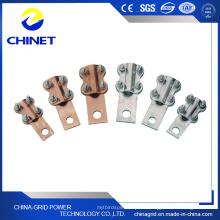Tipo Jt Abrazaderas de conexión de cables y cables de cobre y aluminio