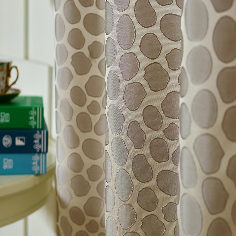 Modern Pattern Curtain WZQ178