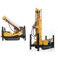 Máquina perforadora hidráulica de muestreo geotécnico