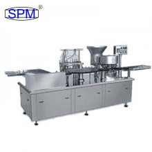 KGJ Oral Liquid Filling And Capping Machine