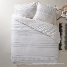 Kundenspezifischer bedruckter Stoffstoff für Bettwäsche