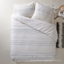 Tela de tela personalizada impresa para la hoja de cama