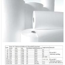 Matériau de filtre HEPAFilter composé composite
