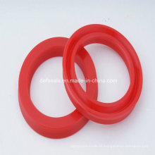 Roda de vedação hidráulica de corte de torno de poliuretano