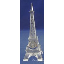 Molde cristalino de la torre Eiffel de París (JD-MX-005)