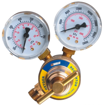 Oxygen Gas Welding Regulator