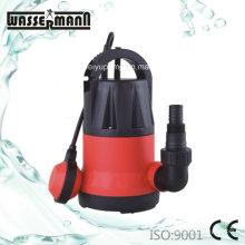 Cuerpo plástico drenaje bombas sumergibles para agua limpia
