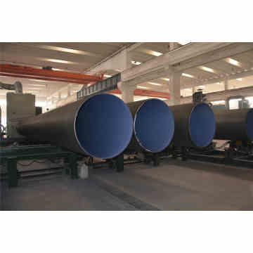 API 3PE Fbe Coated Water Steel Pipe