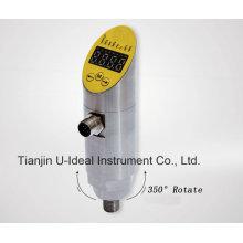 Controlador de transmisor de presión multifunción inteligente serie Ui-P120