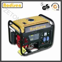 3kVA Portable 4 Stroke Electricity Gasoline Genset (generador)