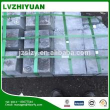 Market price of antimony ingot high purity