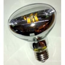 O diodo emissor de luz do diodo emissor de luz R80 da venda direta da fábrica reflete o bulbo com 3.5W / 5.5W / 6.5W