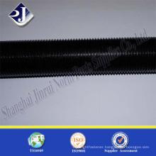 DIN976 threaded bar M12*1000 fine thread black