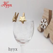 HYYX New Customized Personalizado Cor nota clip / frameless clip / baby clip