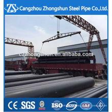 3PE beschichtetes SSAW Stahlrohr / Spiral geschweißtes Stahlrohr