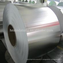 1100 bobine en aluminium gaufré