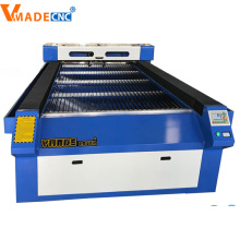 Máquina de corte acrílica do laser do CO2 da madeira do MDF
