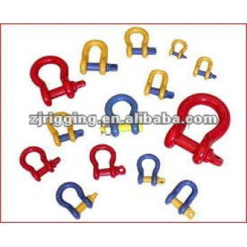 adjustable bow Shackle anchor shackle