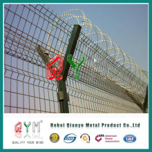 PVC Coated Airport Security Fence (ISO 9001: 2008)
